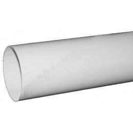 MTS TUBO REDONDO PVC 100.