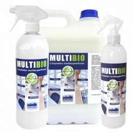 MULTIBIO LIMPIADOR MULTISUPERFICIES 5L CON BIO ALCOHOL